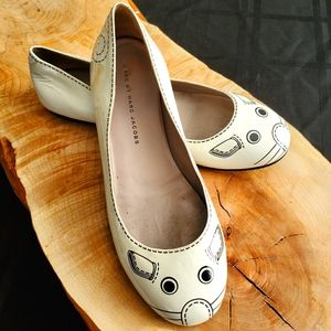 Marc by Marc Jacobs Mouse Flats Size 7.5